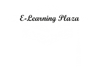 e-learning plaza logo