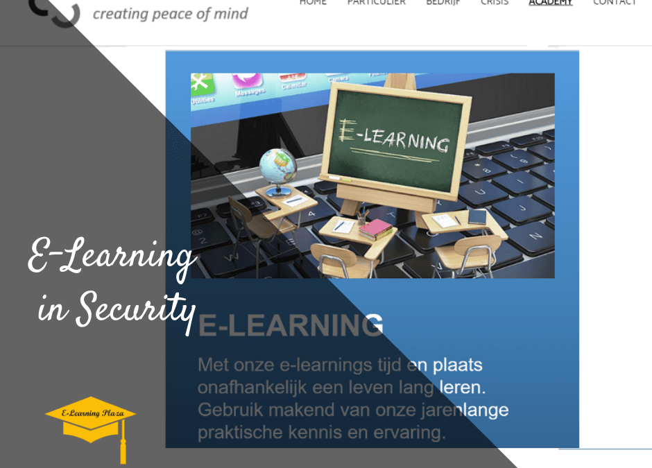 CSO International BV breidt hun cursusaanbod uit met E-learning